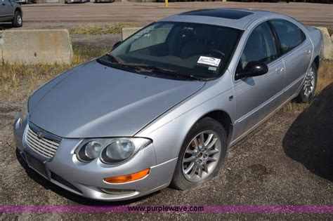 service manual 2002 chrysler 300m rear bumper removal 2000 chrysler 300m ecm removal 2004 city of wichita towed vehicle auction in wichita kansas by purple wave auction