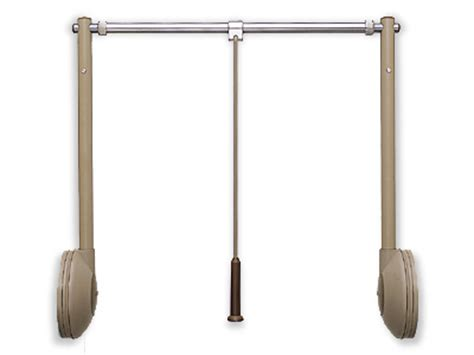 Swing Closet Rod by Closet Rod Lift Mechanism Taw Pull Closet Rod Tallman Type