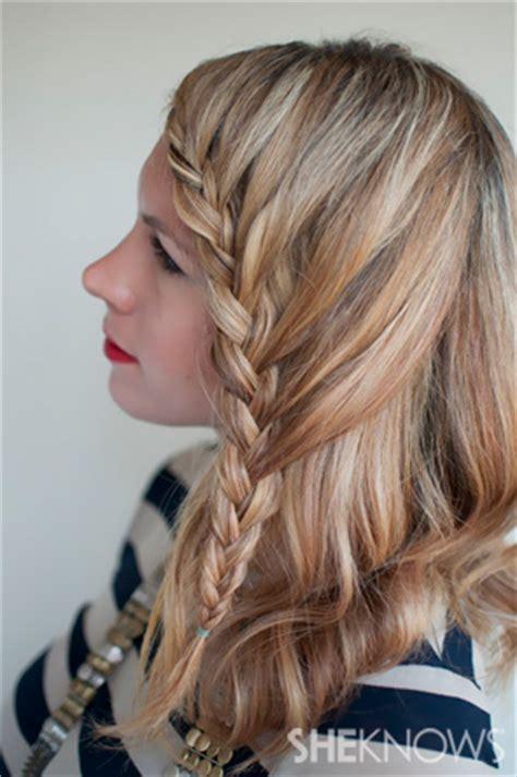 tutorial kepang rambut masa kini tanda tiorida blog quot s tutorial gaya manis dengan rambut