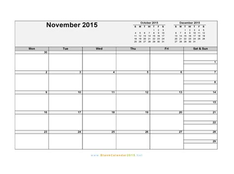 Blank Monthly Calendar Templates 2015 15 blank schedule template images blank weekly work