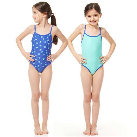 set costumi da bagno set 2 costumi da bagno interi infanzia bambina kiabi 8 00