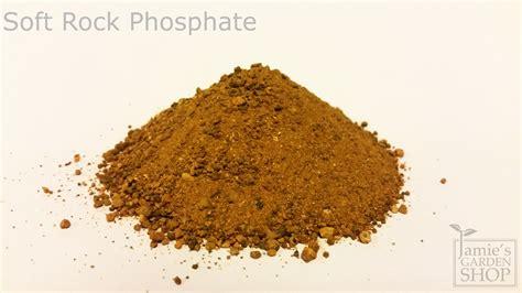 Pupuk Rock Phosphate soft rock phosphate 5kg