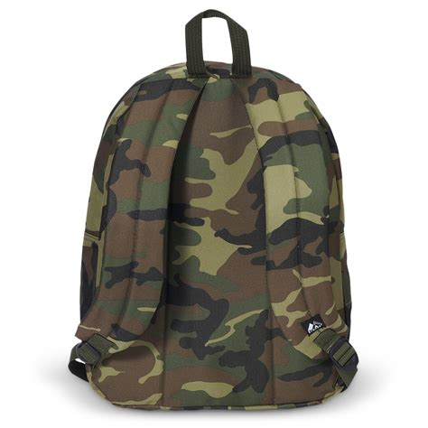 Camouflage Is Back And Its Taking A Bag Turn by Everest Classic Camo Backpack Free Shipping