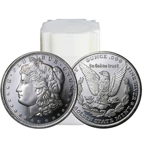 1 Oz Design Silver 999 by Roll Of 20 Dollar Design 1 Oz 999 Silver