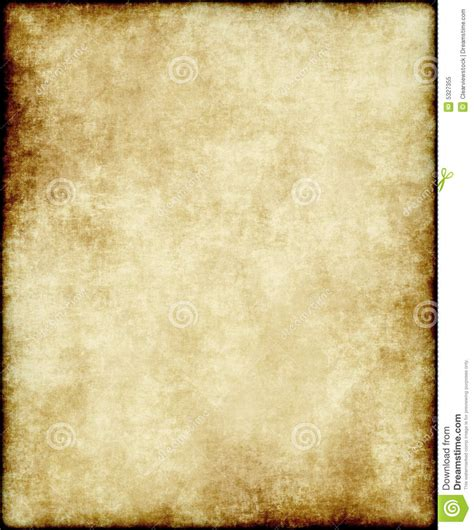 old paper or parchment stock illustration illustration of