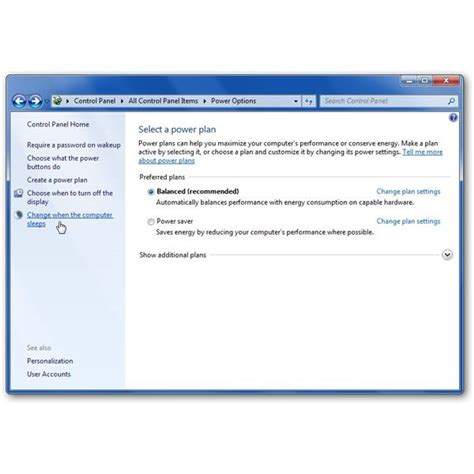 windows 7 reset password greyed out windows 7 no longer has sleep option after removing video