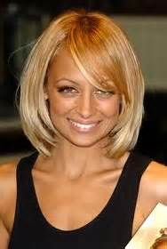 medium length easy wash and wear hairstyles nicole ritchie short hairstyle get the celebrity look