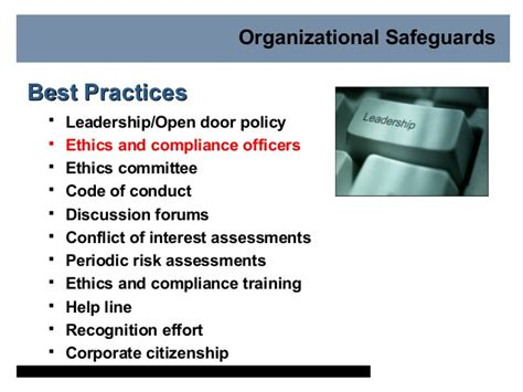 Why Is The Open Door Policy Important by Why Is Ethics And Compliance Important