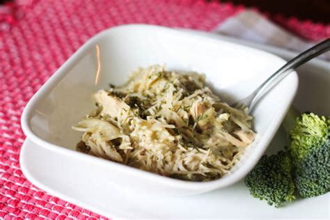 swinging chicken recipe slow cooker chicken and broccoli alfredo thriving home
