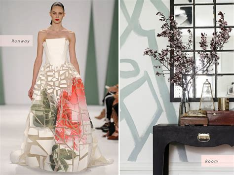 Interior And Fashion Design by 2015 Trends That Inspired Interior Design