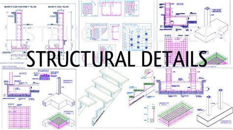 Exterior Home Design Types by Structural Details Of Stair Construction Process