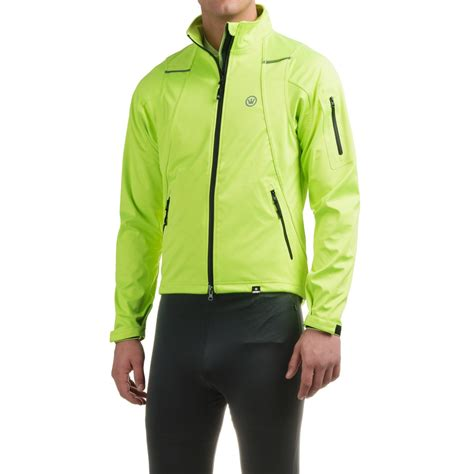 soft shell jacket cycling canari everest soft shell cycling jacket for men in