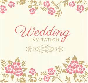 10 free vector psd floristic wedding invitation card designs free premium creatives