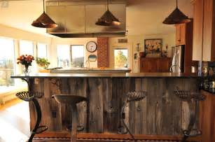 Rustic Bar Ideas Rustic Bars The Shellhammer