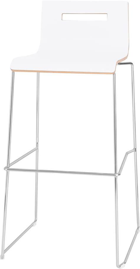 draadstaal stoel zwart stoel oscar sledeframe draadstaal hoog model cr chroom