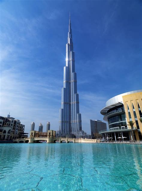 burj khalifa  tallest building   world