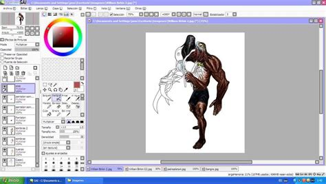 easy paint tool sai 2 easy paint tool sai william birkin g 2 by fer2306 on