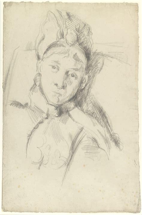 File Paul C 233 Zanne Portrait Of Hortense C 233 Zanne Figuet