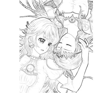 The Legend Of Zelda Twilight Princess Love Yumiko Fujiwara The Legend Of Twilight Princess Coloring Pages Free Coloring Sheets