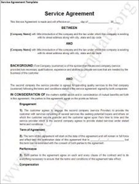 general service agreement template free roofing contract template free form with sle sle