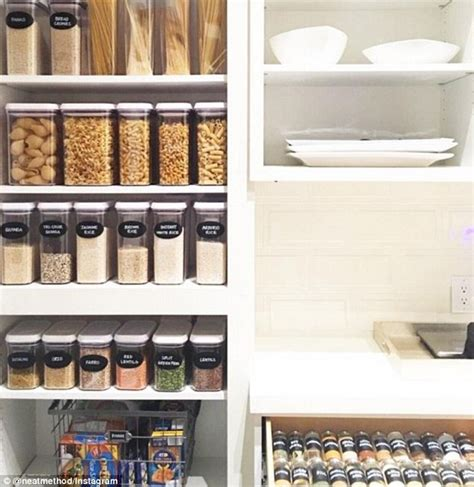Spice Rack Melbourne by Their Perfectly Organised Pantries Daily