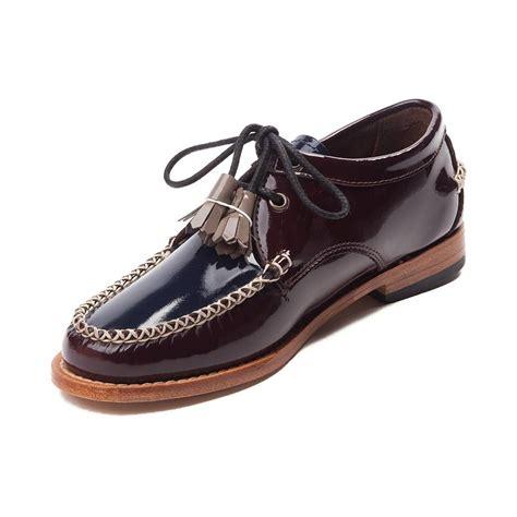 womens g h bass winnie weejuns casual shoe brown 97122468