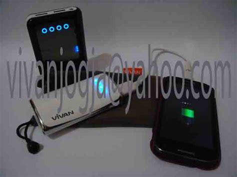 Power Bank Vivan Di Jogja powerbank vivan jogja