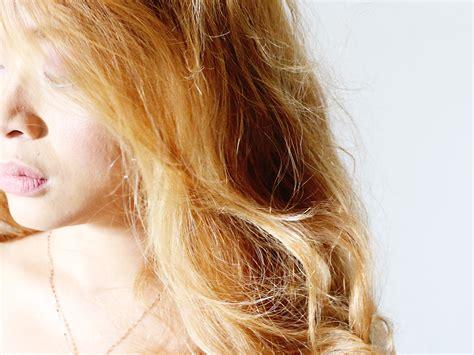Haare Bleichen by Comment 233 Claircir Ses Cheveux Sans D 233 Colorant