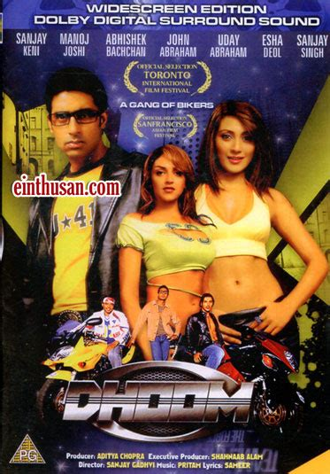 film india dhoom image gallery dhoom 2004 film