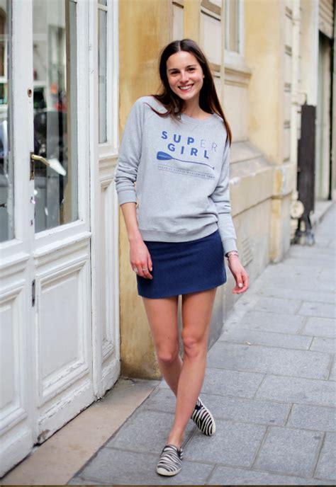 Sweater Supergirl sweater colette initials la
