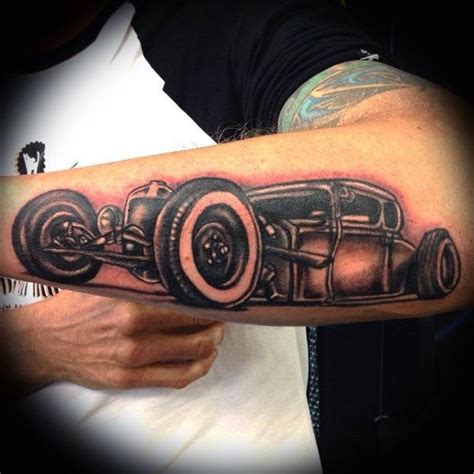 rat rod tattoo designs 322 best rockabilly and rod tattoos images on