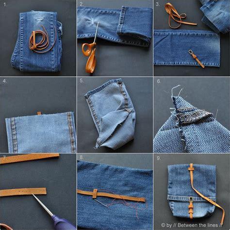 tutorial memasang resleting tas rajut tutorial cara membuat tas dari baju celana bekas