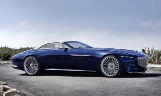 Mercedes 6 By 6 The Mercedes Maybach 6 Concept Is Now A Drop Top