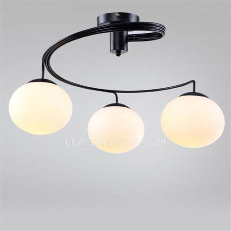 Bedroom Ceiling Lights Fixtures Globe Glass Shade 3 Light Modern Ceiling Light Fixtures For Bedroom Ceiling Lights Modern