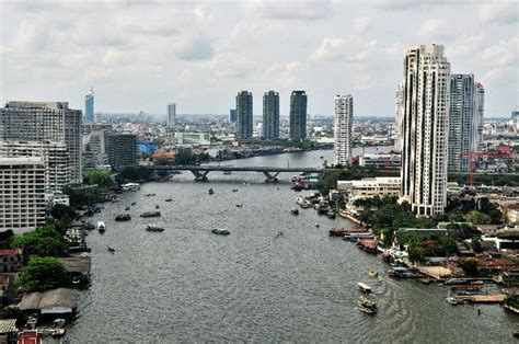 futuristic vacation  thailand james prlog