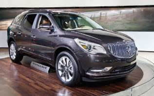 Cars Like Buick Enclave 2013 Buick Enclave New Cars Reviews