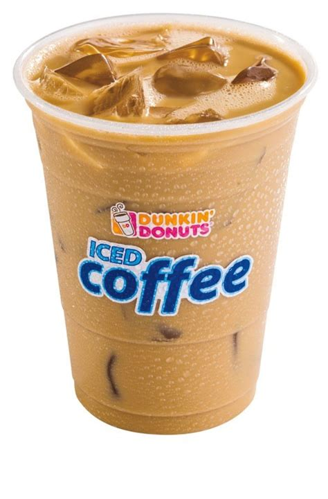 Iced Coffee Dunkin Donuts free iced coffees at all dunkin donuts today new times