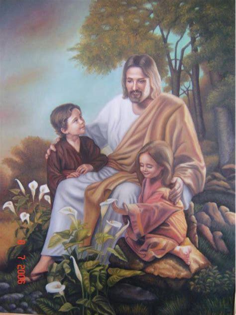 imagenes de jesus niño jesus y los ni 241 os almalorena elizalde artelista com