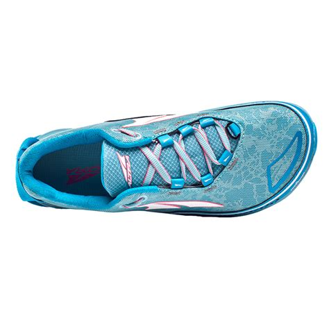 womens wide toe box running shoes timp womens zero drop trail running shoes blue at