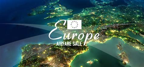 europe airfare sale lowest fares  europe bains