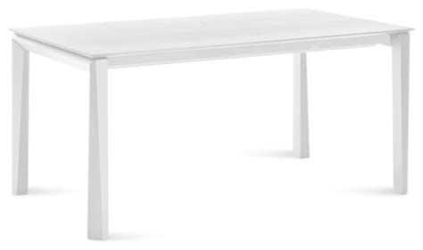White Rectangle Dining Table Dining Table Lacquered White Retro Oval Tretton Oval White Lacquered The Uk Furniture Store