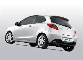 new mazda2 3 door to debut at geneva 2008