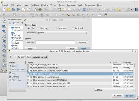 qgis tutorial english qgis quickstart osgeo live 11 0 documentation