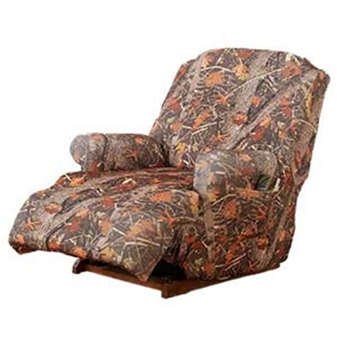 Camouflage Recliner Cover by Camo Recliner Covers