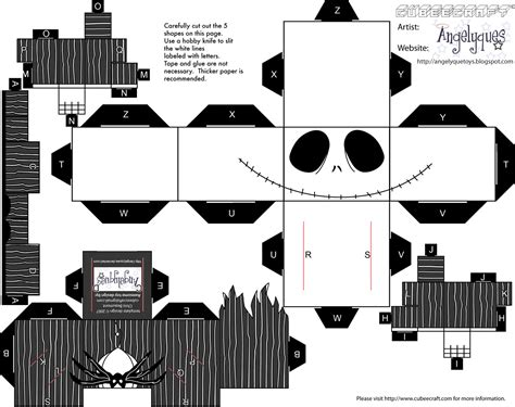 Papercraft Simple - easy papercraft templates pictures to pin on