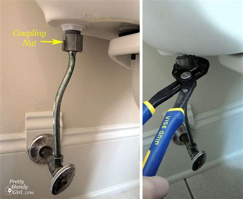 Glacier Kitchen Faucet plumbing toilet leaking above coupler home improvement