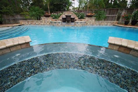 Backyard Pools Llc St Croix Custom Pools Llc Tomball Fountains