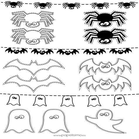 imagenes halloween niños dibujos para colorear de calabazas de halloween para imprimir