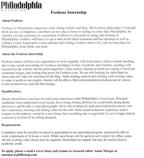 sle cover letters for journalism internships cover