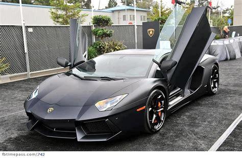 Lamborghini Aventador Black Matt by Matte Black Lamborghini Aventador Fbtimepass